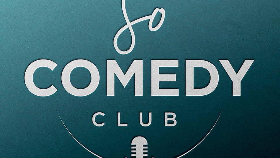 logo so comedy club, espace de stand up toulousain