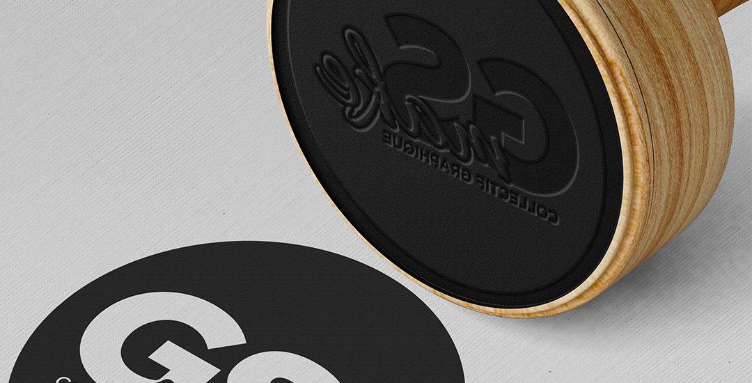 Tampon, Stamp, Logo, Girlsmakesense, Encre