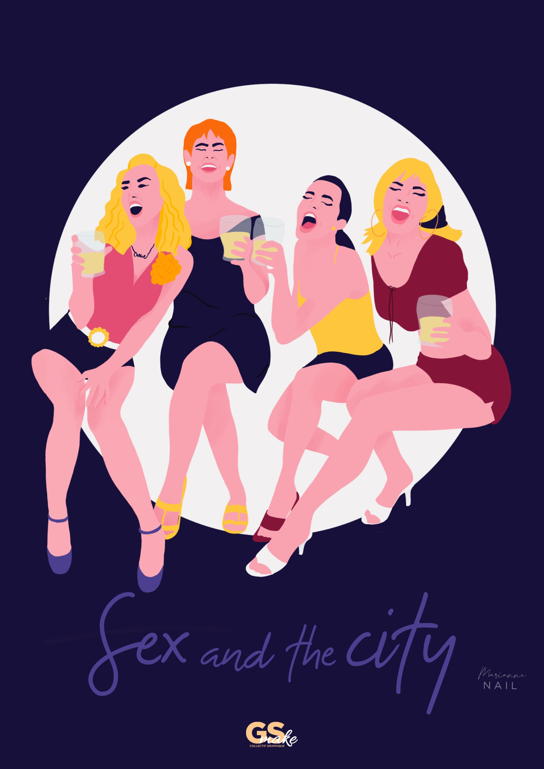 sex_and_the_city_illustrations